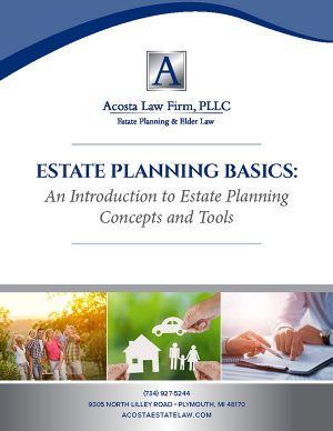 Estate Planning Basics cover